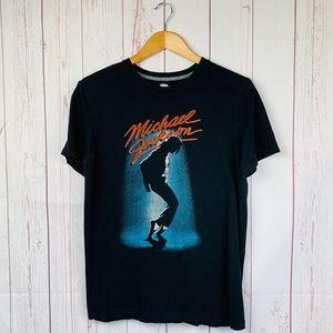 Michael Jackson Graphic Tee Short Sleeve Size SM